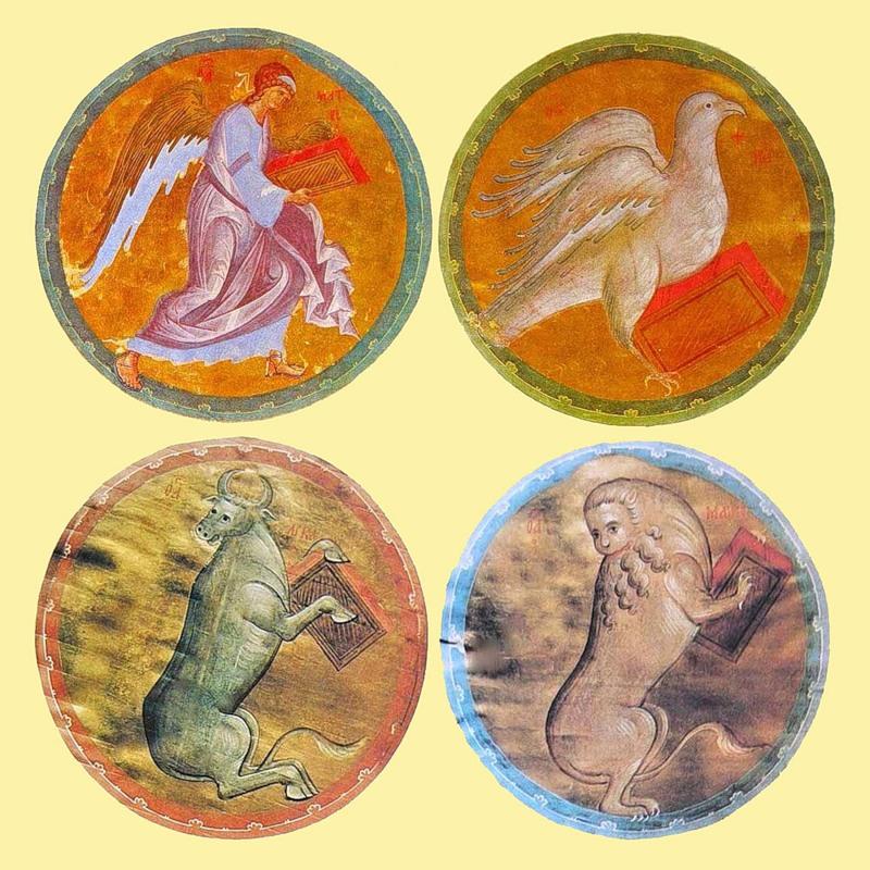 Символы евангелистов