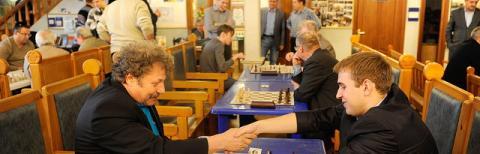Шахматный турнир в Тюмени на Хануку