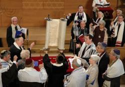 Открытие богословского института иудеев 19 ноября в Потсдаме
