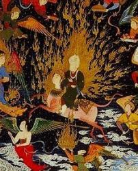 Вознесение пророка Мухаммеда на небеса
