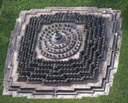 Храм Боробудур может исчезнуть с лица земли из-за действий экстремистов