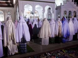 Известная модель решила вернуться в ислам