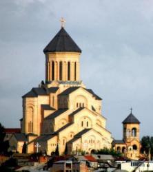 Грузинская Православная Церковь. Кафедральный Собор в Тбилиси