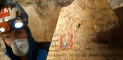 В тибетских пещерах обнаружены древние рукописи