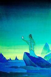 Агни-Йога. Рисунок Рериха