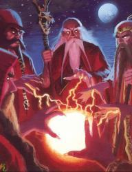 Религиозные представления кельтов и друидов