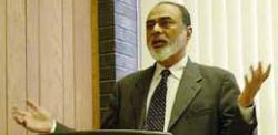 Главой Парламента мировых религий впервые избран мусульманин