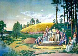 Погребальный обряд древних славян