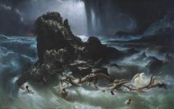 Сказание о потопе у индейцев