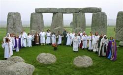 Праздники  у кельтов и друидов