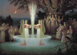 Религия (верования) древних славян