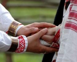 Свадебные обычаи древних славян
