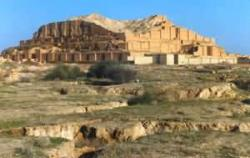 Раскопки города Ур
